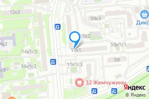 Однокомнатная квартира в Москве Кустанайская ул., 11к1