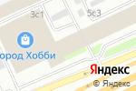 Схема проезда до компании Ярмарка Искусств в Москве