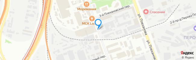 Электродная улица
