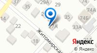 Компания Радио DFM-Геленджик, FM 92 на карте