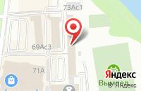 Схема проезда до компании Стройэлектро в Москве