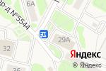 Схема проезда до компании Почта Банк, ПАО в Развилке