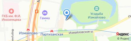 Реле и Автоматика на карте Москвы