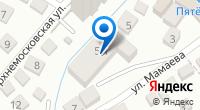Компания Валбер на карте