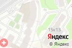 Схема проезда до компании Продуктовый магазин в Мытищах