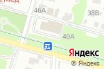 Схема проезда до компании Магнит в Домодедово