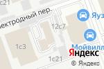 Схема проезда до компании Fitiliki.ru в Москве