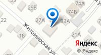 Компания Наше радио, FM 89.9 на карте