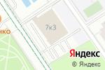 Схема проезда до компании AutoMVB в Москве