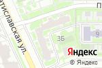 Схема проезда до компании Анонс в Москве