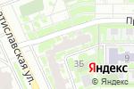 Схема проезда до компании Наталис в Москве