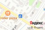 Схема проезда до компании Mark`s gym в Новороссийске