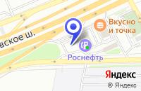 Схема проезда до компании ТФ ПОРТАЛЮКС в Москве