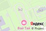 Схема проезда до компании Хостелы Рус-Кузьминки в Москве