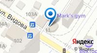 Компания Симеон Ритейл на карте