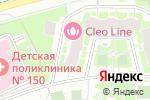 Схема проезда до компании Аксессуары для ванной в Москве