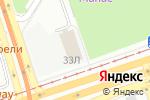 Схема проезда до компании РосКварц в Москве