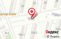 Схема проезда до компании Ак-Жол Инвест-Ойл в Москве