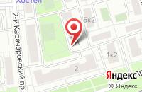 Схема проезда до компании Мастер-Сервис в Москве
