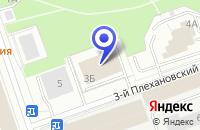 Схема проезда до компании ТФ КЛИМАТЛЭНД в Москве