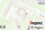 Схема проезда до компании БТК-Эксперт в Москве