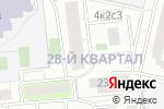 Схема проезда до компании IncomVent в Москве