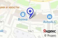 Схема проезда до компании МЕБЕЛЬ ЭКОНОМ в Москве