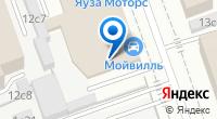 Компания Яуза Моторс на карте