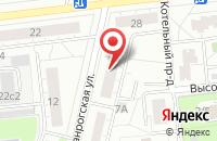 Схема проезда до компании Донская строительная компания-2 в Москве