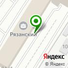 Местоположение компании АВИОМ