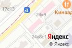 Схема проезда до компании Детская городская поликлиника №28 в Москве