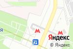 Схема проезда до компании ФармаТерра+ в Москве