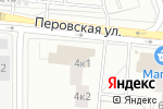 Схема проезда до компании КВЕСТ 666 в Москве