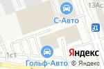 Схема проезда до компании Cloud Technology в Москве