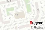 Схема проезда до компании Ампико-96 в Москве