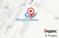 Схема проезда до компании Арлазар в Москве