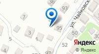 Компания Водолей на карте
