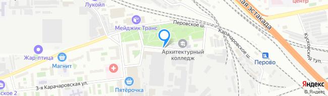 улица Карачаровская 1-я