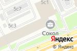 Схема проезда до компании TheAdvert в Москве