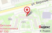 Схема проезда до компании Строительно-Монтажная Компания в Москве