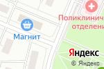 Схема проезда до компании Шиномонтажная мастерская на Спортивном проезде в Москве