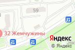 Схема проезда до компании Бизнес РУМ Компани в Москве