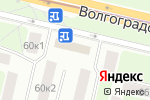 Схема проезда до компании Елена в Москве