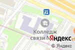 Схема проезда до компании Регламент-Сервис в Москве