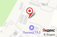 Схема проезда до компании ЭкоКонцепт в Горках