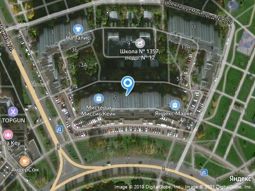 Сдам помещение свободного назначения, 18 м², Москва, улица Братиславская, 5