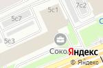 Схема проезда до компании Военторг Склад №1 в Москве
