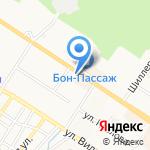 Жалюзиноф на карте Новороссийска