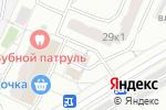 Схема проезда до компании 515 в Москве