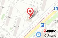 Схема проезда до компании Защита Сервис-Мнтопа в Москве